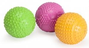 Camon Кучешка играчка - забавни цветни топки