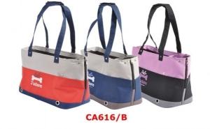 Camon Транспортна чанта за малки кученца - J\'adore - голяма 1