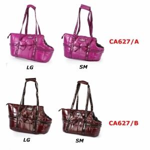 Camon Транспортна чанта за малки кученца - Vogue Лилава