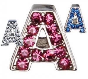 Camon Декоративна буква с брилянти - А