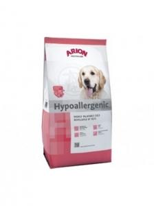 Arion Dog Health&Care Hypoallergenic - Суха храна за кучета от всички породи, 12 кг.