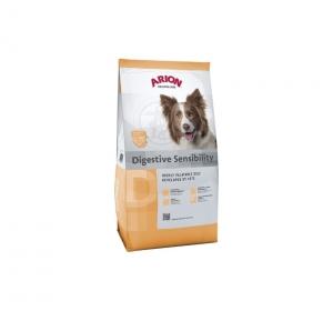 Arion Dog Health&Care Digestive Sensibility - Суха храна за кучета от всички породи, 12 кг.