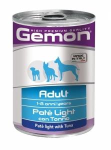 Gemon Tuna Adult Light - Пастет с риба тон - опаковка 400 гр.