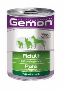 Gemon with Lamb Adult - Пастет с агнешко месо - опаковка 400 гр.