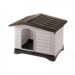 Ferplast Dogvilla 90 - пластмасова къща за куче 88 / 72 / 65 cm 1