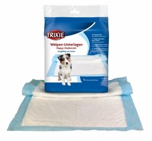 Trixie Nappy Puppy Pad - памперси за постилане 60 / 90 см. 8 броя