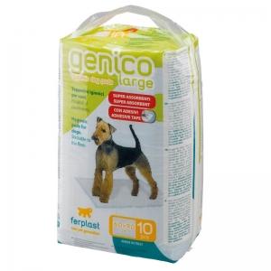 Ferplast Genico Large Pads - абсорбиращи памперси 10 бр. 60/90 см. 1