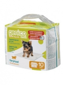 Ferplast Genico Small Pads - абсорбиращи памперси 10 бр. 60/40 см. 1