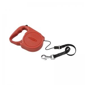 Ferplast Flippy Regular Small Red - автоматичен повод 5 метра за кучета до 12 кг. /въже/ ,12,5 / 9 / 2,8 cm 1