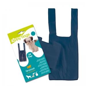 Ferplast Nippy hygienic bag l270 - торбички за събиране фекалии за Nippy scoop