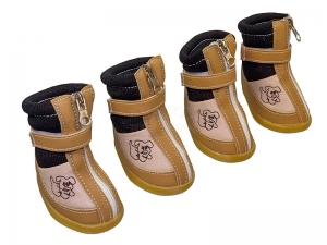 Camon Suola Rigida - обувки за куче, 4 броя