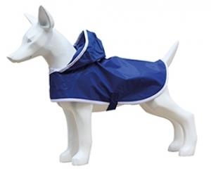 Freedog Impermeable Basic Rojo - дъждобран за кучета, цвят син
