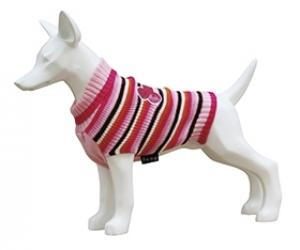 Freedog Jersey Pink Bone - дрешка за кучета, цвят розов 1