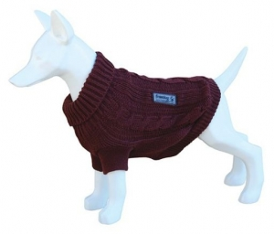 Freedog JERSY NATURE MARRON - дрешка за кучета, цвят кафяв