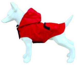 Freedog Impermeable Pocket Rojo- дрешка за кучета, червен цвят