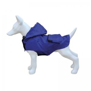 Freedog Impermeable Pocket Negro- дрешка за кучета, черен цвят