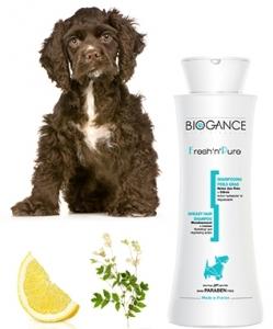 Biogance Fresh N Pure Хидратиращ шампоан - 250 мл