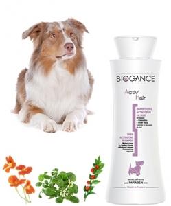 Biogance Activ Hair Подхранващ шампоан за периода на линеене - 250 мл