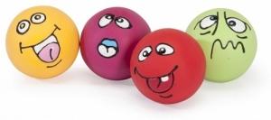 """Camon Латексова играчка за кучета - Топче с пищялка """"ExpressionBal"""""""