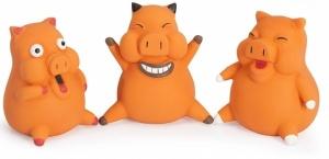 Camon Латексова играчка за кучета - Funny Pig