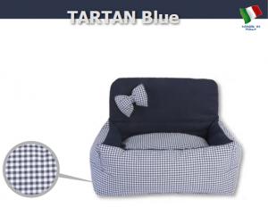 Camon Луксозно кучешко легло Lettino Blue