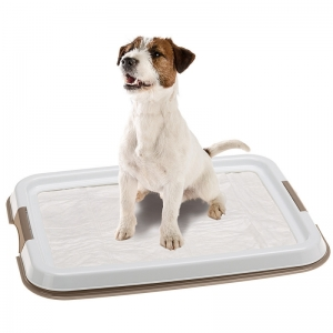 Ferplast Hygienic Pad Tray Small - кучешка хигиенна подложка за памперси, малка, 49 / 36 / 3 см. 1
