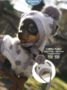 Croci Cuffia Funky- шапка за кучета