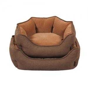 Croci Cucetta Ovale Moka- легло за кучета 51/40/20 см.