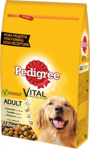 Pedigree Adult Chicken - С пилешко месо