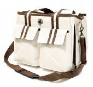 """Croci Транспортна чанта за кучета """"Изабела"""" - бежова"""