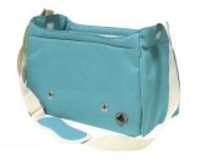 """Croci Транспортна чанта за кучета """"Меган"""" - синя"""