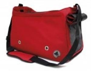 "Croci Транспортна чанта за кучета ""Меган"" - червена"