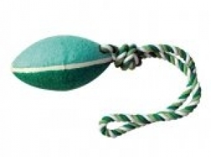 Croci Играчка за кучета - овална топка с въже