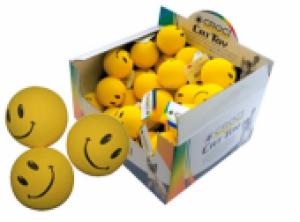 Croci Играчка за кучета - усмихната топка - жълта