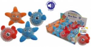 Croci Seaside mix играчка за кучета със звук