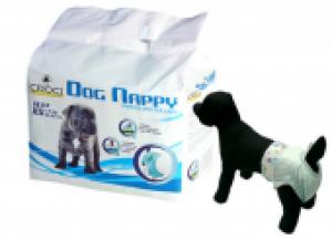 Croci Nappy памперс - гащи за кучета - размер MD, 12 броя