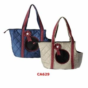 Camon Транспортна чанта за малки кученца - ватирана