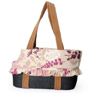 Camon Borsa транспортна чанта за малки кученца - трансформираща се 1