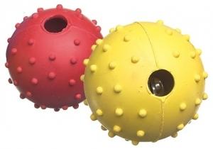 Camon Играчка за кучета - топка със звънче