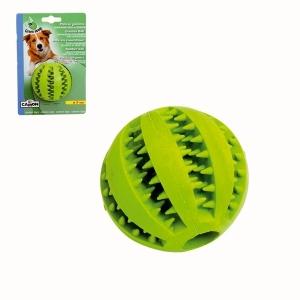 Camon Играчка за кучета - топка - дента - ябълка