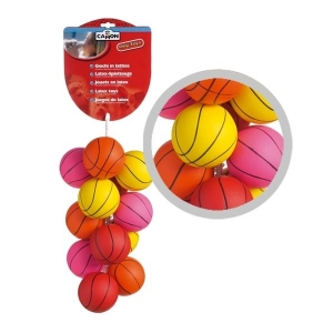 Camon Гумена играчка за кучета - баскетболна топка