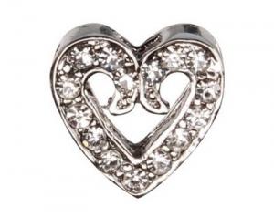 Camon Декоративно сърце с брилянти