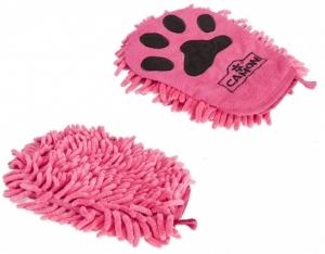 Camon Ръкавици Microfiber - розови