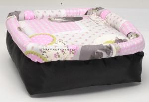 Camon Pouf Quadrato легло
