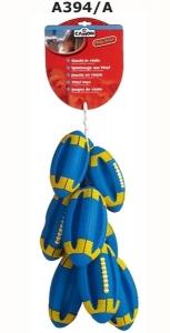 Camon Гумена играчка за кучета- ръгби