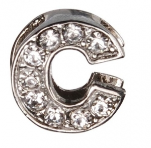 Camon Декоративна буква с брилянти - C