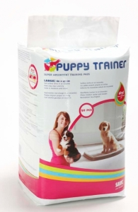 Savic Puppy Pads starter kit large Подложки за кучета - големи 100 бр. 1