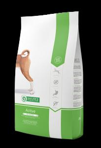 Aktive - Пълноценна храна за активни израснали кучета от всички породи 4 кг