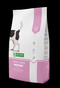Junior Lamb - Пълноценна храна с агнешко месо 2 кг