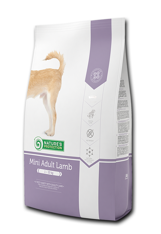 Mini Adult Lamb - За израстналите кучета от малките породи 7.5 кг
